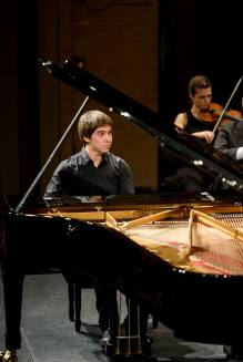 Concierto con Michael Thomas y la Orquesta Ciudad de Almería