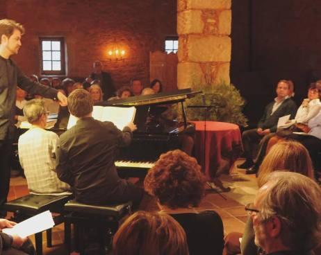 Concierto con Maria João Pires,Belgais Center of Arts 2019 Fuente: Daniel Carrilho